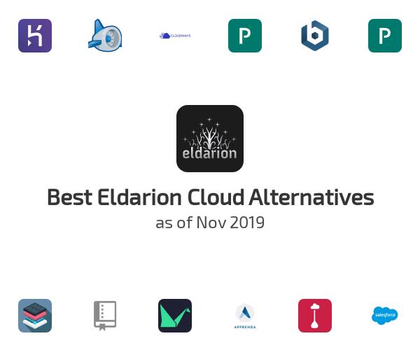 Best Eldarion Cloud Alternatives