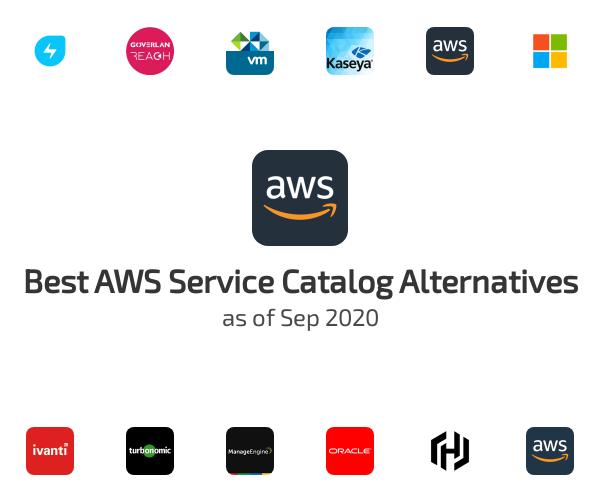 Best AWS Service Catalog Alternatives