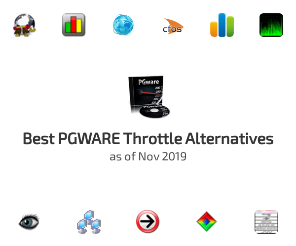 Best PGWARE Throttle Alternatives