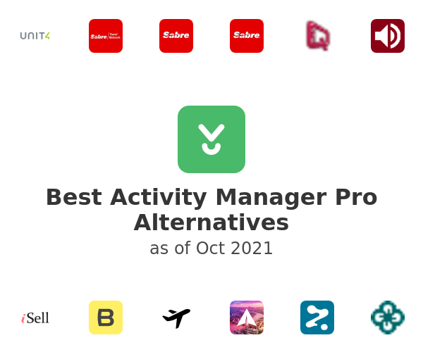 Best Activity Manager Pro Alternatives
