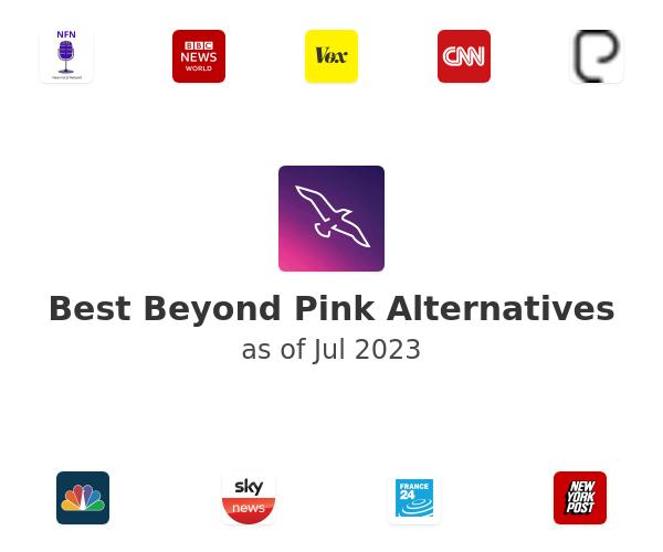 Best Beyond Pink Alternatives