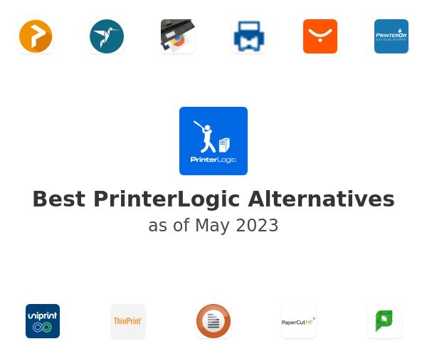 Best PrinterLogic Alternatives