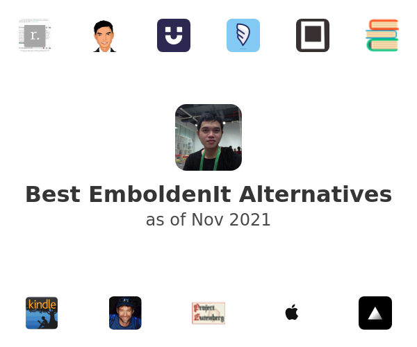 Best EmboldenIt Alternatives
