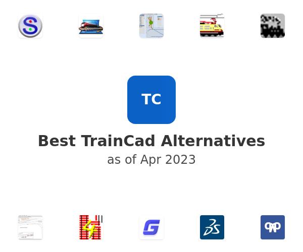 Best TrainCad Alternatives