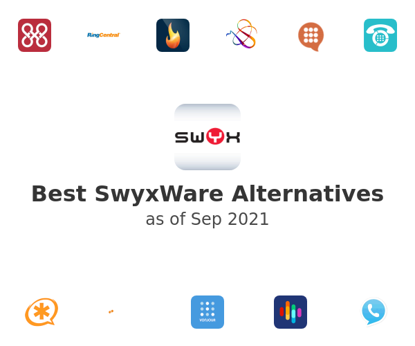 Best SwyxWare Alternatives
