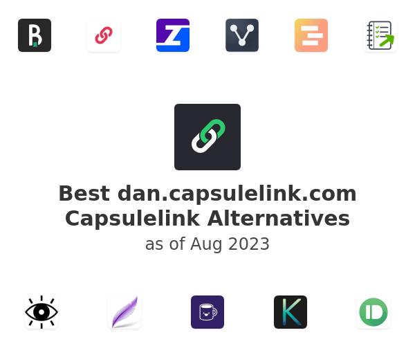 Best Capsulelink Alternatives