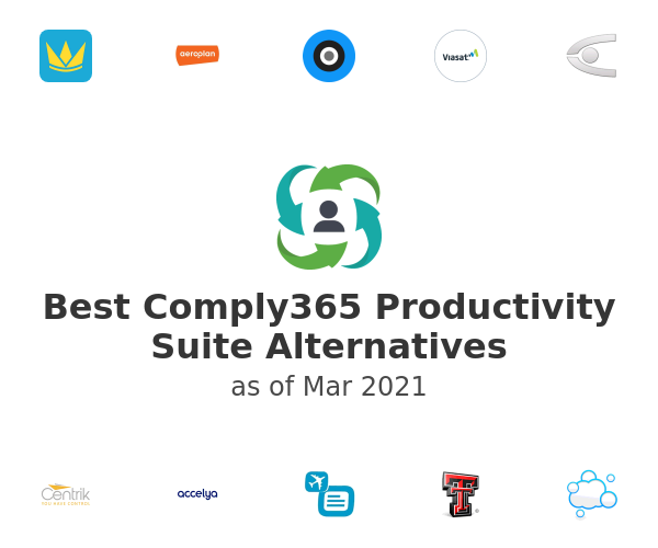 Best Comply365 Productivity Suite Alternatives