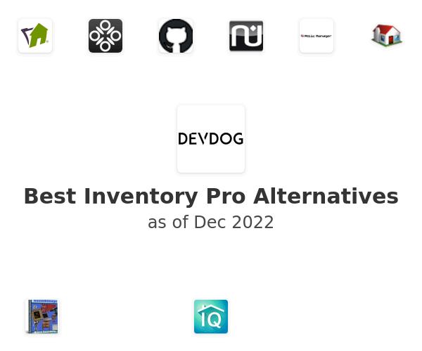 Best Inventory Pro Alternatives