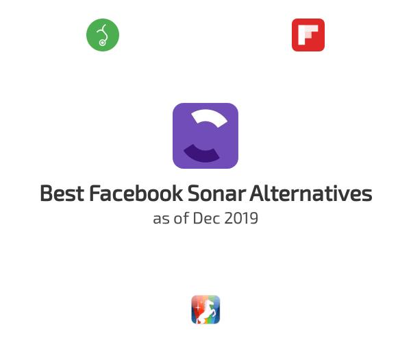 Best Facebook Sonar Alternatives