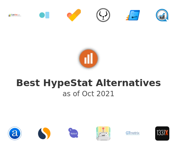 Best HypeStat Alternatives