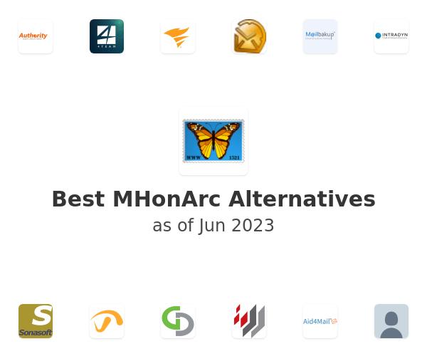 Best MHonArc Alternatives