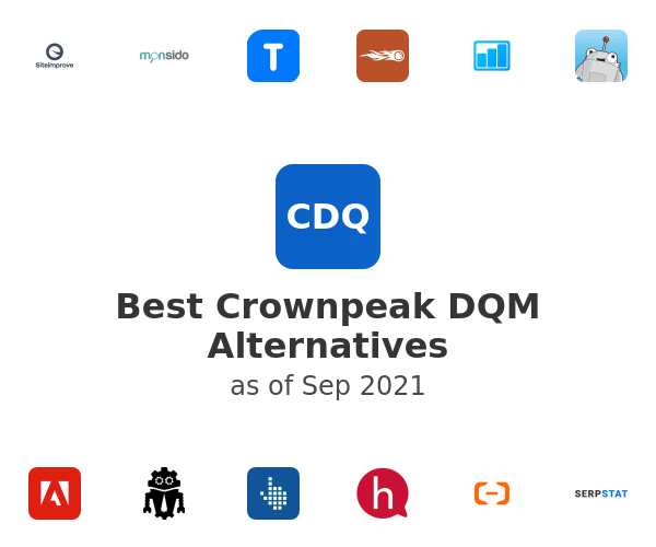 Best Crownpeak DQM Alternatives