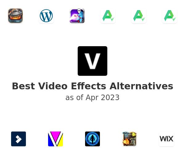 Best Video Effects Alternatives
