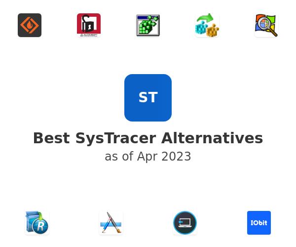 Best SysTracer Alternatives