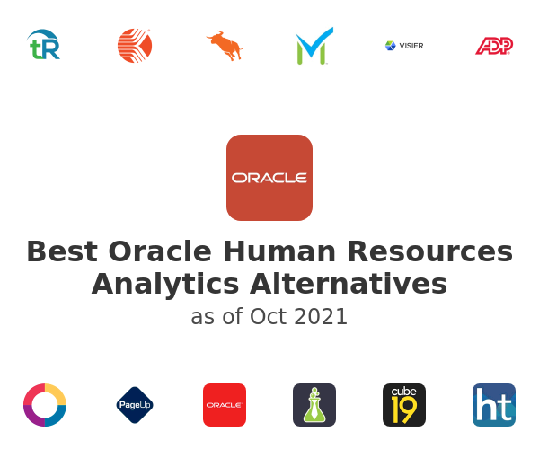 Best Oracle Human Resources Analytics Alternatives