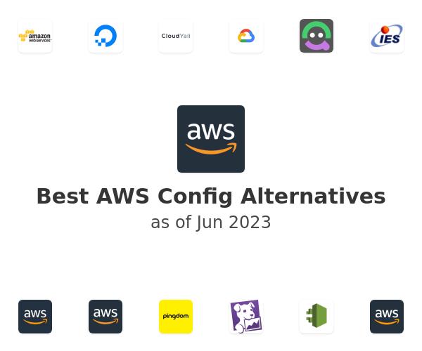 Best AWS Config Alternatives