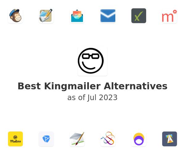 Best Kingmailer Alternatives