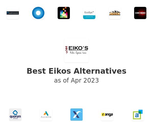 Best Eikos Alternatives