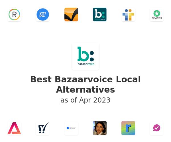 Best Bazaarvoice Local Alternatives
