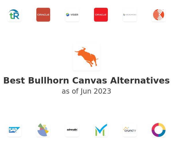 Best Bullhorn Canvas Alternatives