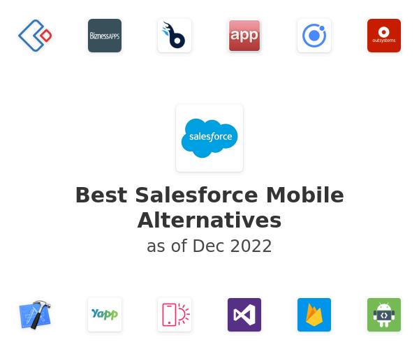 Best Salesforce Mobile Alternatives