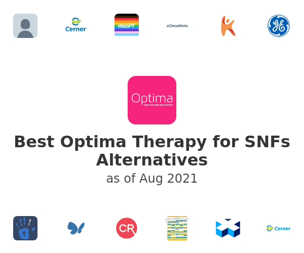 Best Optima Therapy for SNFs Alternatives