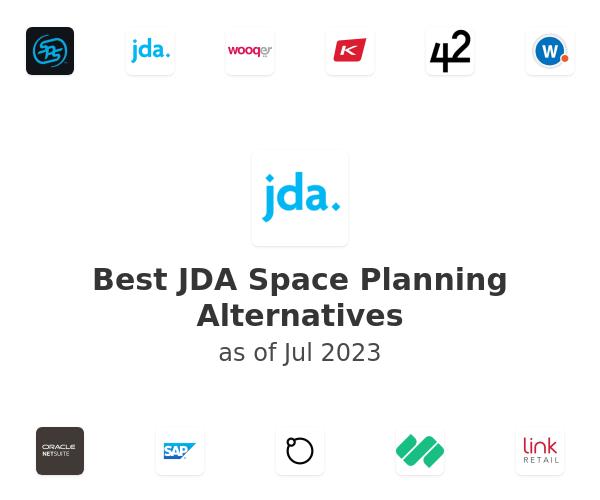 Best JDA Space Planning Alternatives