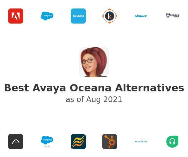 Best Avaya Oceana Alternatives