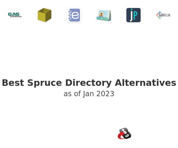 Best Spruce Directory Alternatives