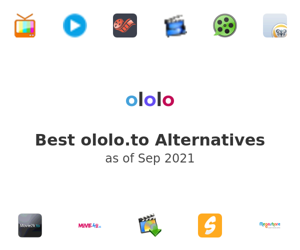 Best ololo.to Alternatives