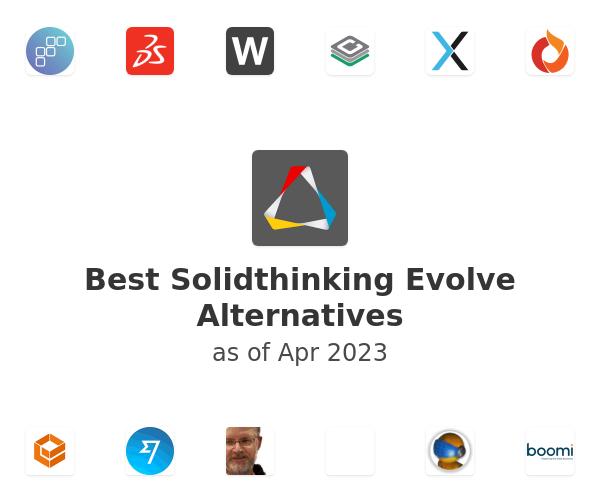 Best Solidthinking Evolve Alternatives