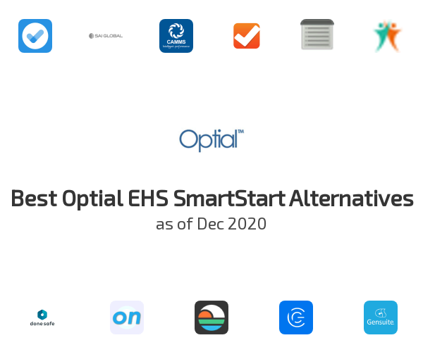 Best Optial EHS SmartStart Alternatives