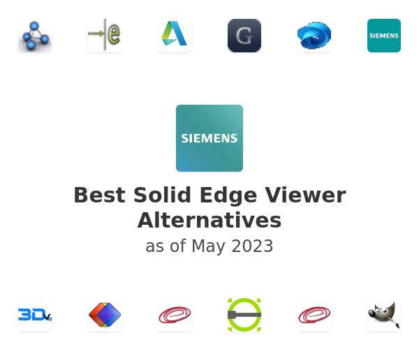 Best Solid Edge Viewer Alternatives