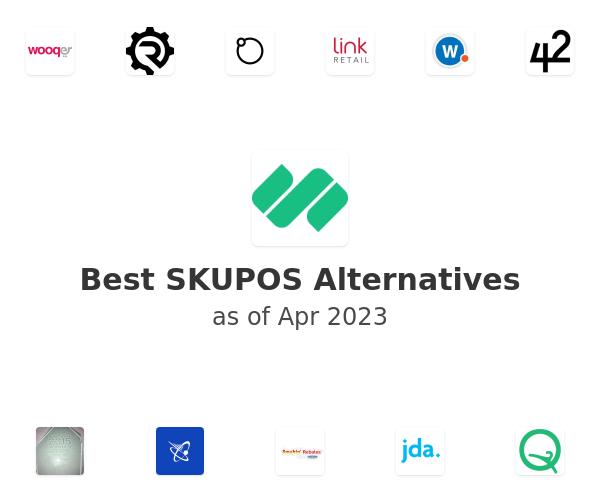 Best SKUPOS Alternatives