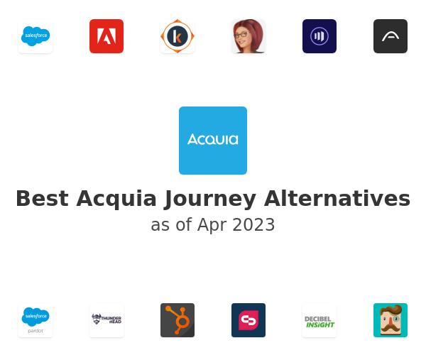 Best Acquia Journey Alternatives