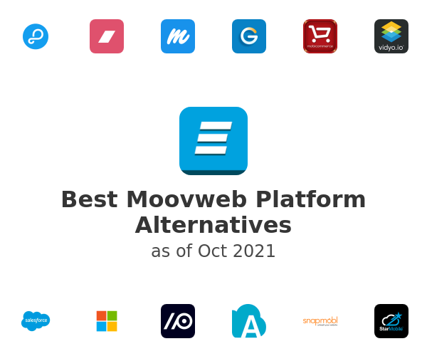 Best Moovweb Platform Alternatives