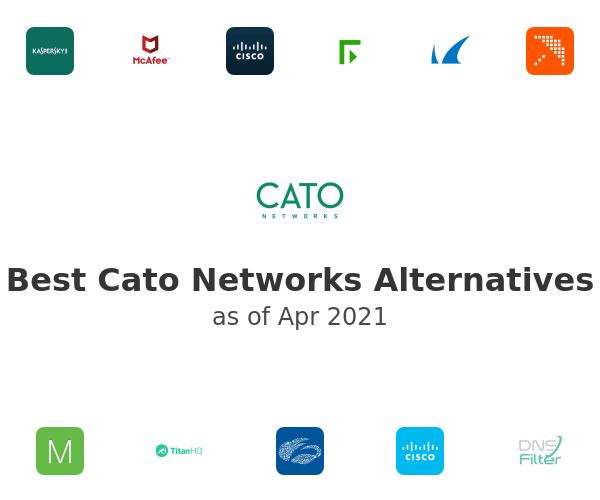 Best Cato Networks Alternatives