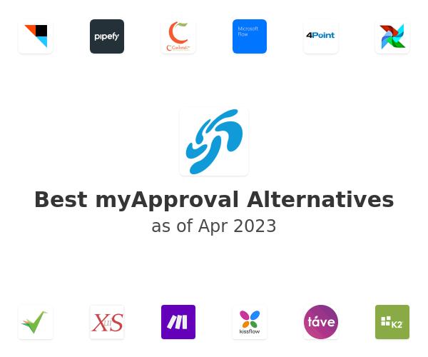 Best myApproval Alternatives