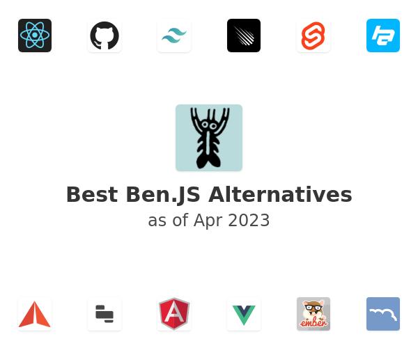 Best Ben.JS Alternatives