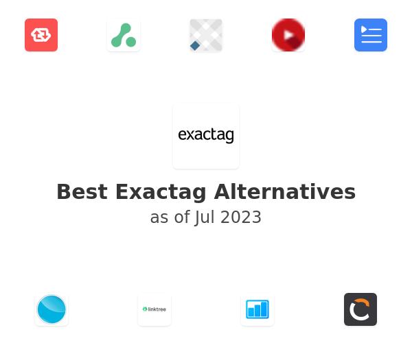 Best Exactag Alternatives