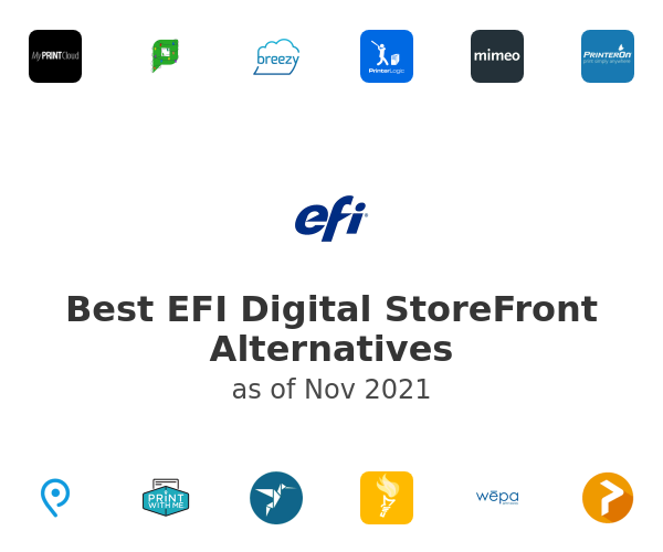 Best EFI Digital StoreFront Alternatives