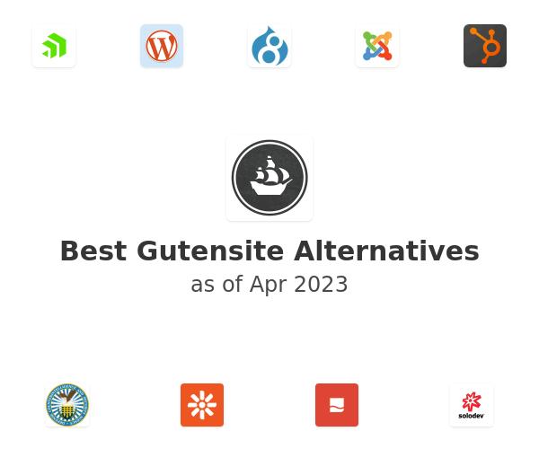 Best Gutensite Alternatives