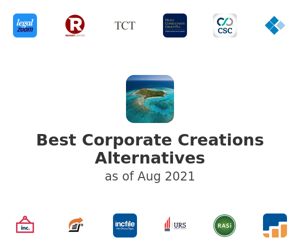 Best Corporate Creations Alternatives