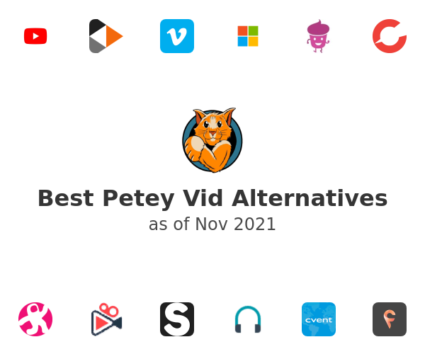 Best Petey Vid Alternatives