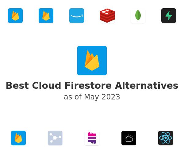 Best Cloud Firestore Alternatives