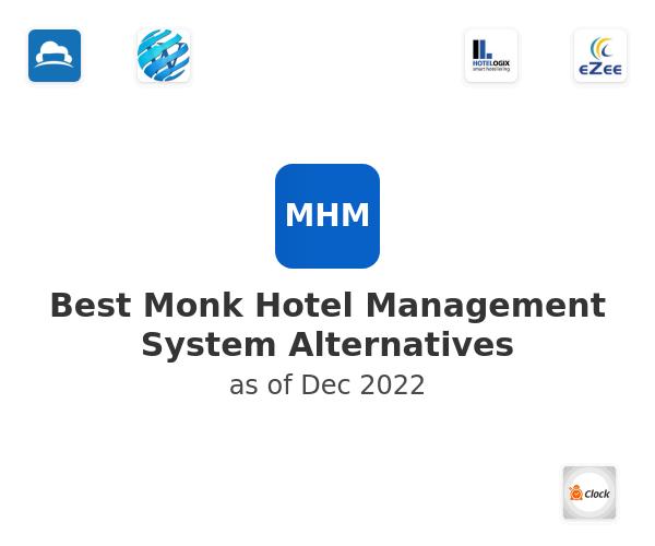 Best Monk Hotel Management System Alternatives