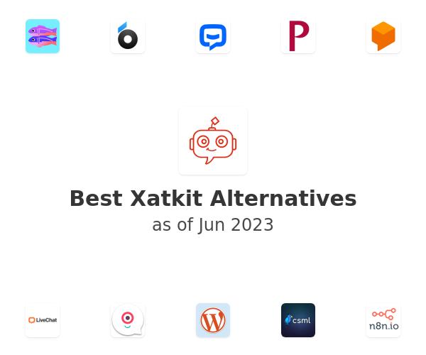 Best Xatkit Alternatives