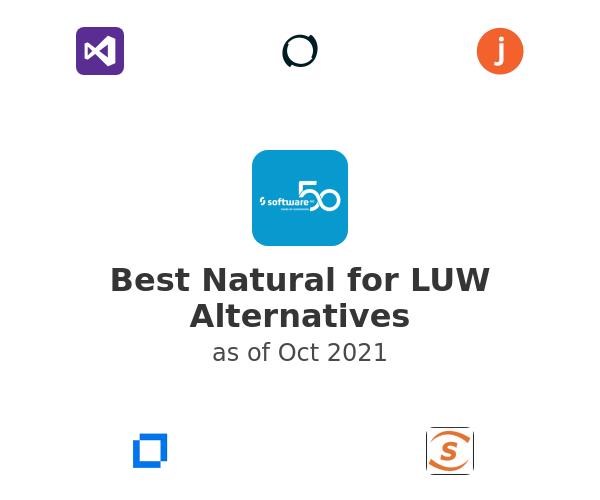 Best Natural for LUW Alternatives