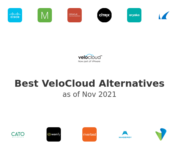 Best VeloCloud Alternatives
