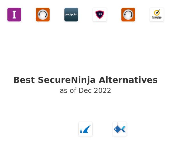 Best SecureNinja Alternatives